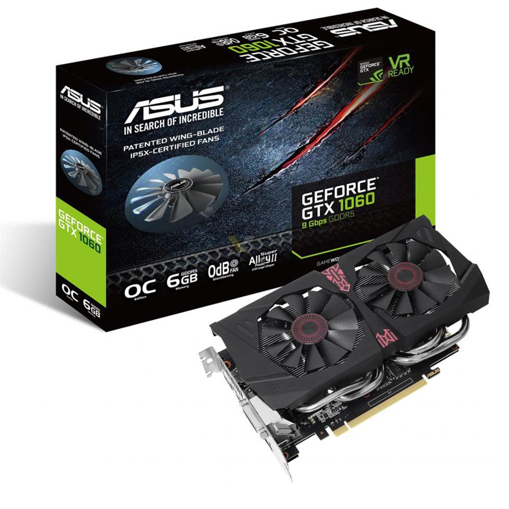 GeForce GTX 1060 Advanced 6GB 9Gbps