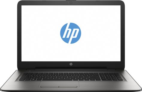 "HP 17-x107ur [1DN01EA] silver 17.3"" FHD i7-7500U/8Gb/1Tb/R7 M440 4Gb/DVDRW/W10"