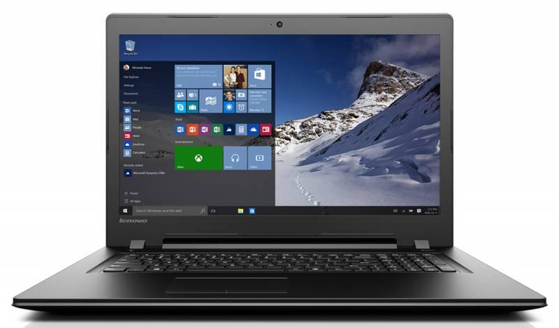 """Lenovo B7180 [80RJ00EWRK] Grey 17.3"""" HD+ i5-6200U/4Gb/1Tb/R5 M330 2Gb/DVDRW/DOS"""