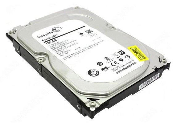 1TB Seagate Barracuda 7200.12 (ST1000DM003) {Serial ATA III, 7200 rpm, 64mb buffer}