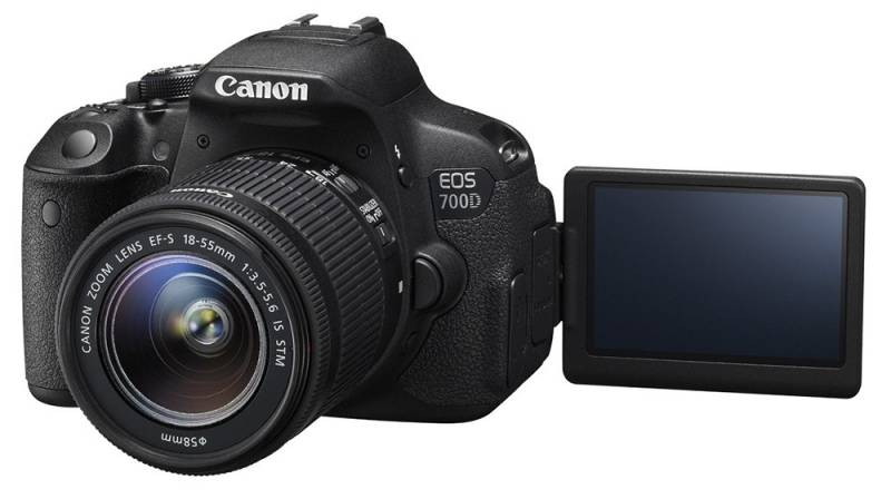 Canon EOS 700D Kit 18-55mm DC