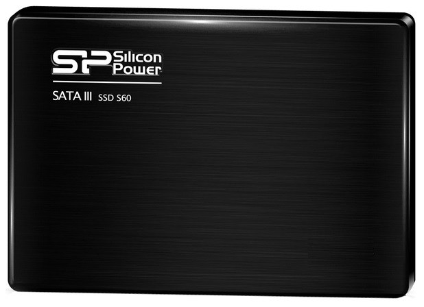 Silicon Power SSD 60Gb S60 SP060GBSS3S60S25 {SATA3.0, 7mm}