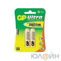 GP 15AU-CR2 (Ultra) AA (2 шт. в уп-ке)