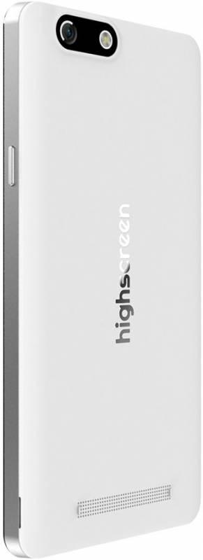 Видео обзор смартфона Highscreen Power Five Evo 16 Гб белый