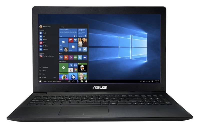 "ASUS X553SA-XX137T [90NB0AC1-M04470] Cel N3050/2Gb/500Gb/15.6""/HD/W10/black/WiFi/BT/Cam"