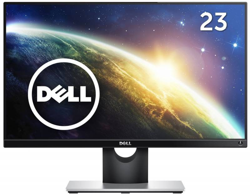 "LCD Dell 23"" S2316H черный {IPS LED 1920x1080 6ms 16:9 HDMI глянцевая ...78гр D-Sub DisplayPort USB}"
